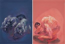 Xia Xiaowan, 无题 No.1,No.2 (Untitled No.1, No.2) (2 works)