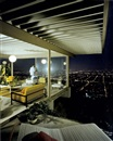 Julius Shulman, Case Study, House # 22 (Playboy), designed by Pierre Koenig, Los Angeles, California