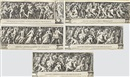 Cherubino Alberti, The Rape of the Sabine Women (5 works)