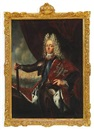 Style Of Jacques (Jacob) d' Agar, Portrait of King Frederik IV (1671-1730), King of Denmark and Norway