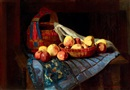 Adelina Katona Madarasz, Still-Life with Apples