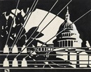 Louis Lozowick, The Capitol, Washington DC