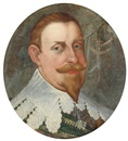 Attributed To Cornelius Arendtson, Konung Gustaf II Adolf (1594-1632)