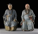 Anonymous-Chinese (Qianlong), Nickedockor (pair)