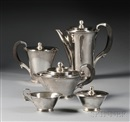 Georg Jensen (Co.), Pyramid Coffee Service