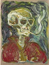 Billy Childish, Skull