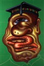 Peter Saul, Skool of hard nox