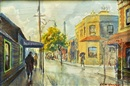 Leith Angelo, Bunbury Street Scene