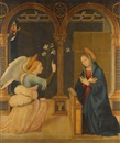 Bernardino Del Signoraccio, The Annunciation