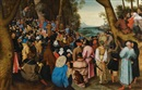 Pieter Brueghel the Younger, Saint John the Baptist preaching to the masses in the wilderness