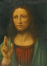 Follower Of Leonardo da Vinci, Salvator Mundi