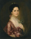 Thomas Gainsborough, Portrait of Mrs. Richards