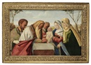 Manner Of Vincenzo Catena, The Circumcision, after Giovanni Bellini, Italian, 1425 - 1516