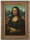 After Leonardo da Vinci, Portrait of the Mona Lisa