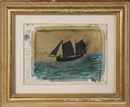 Alfred Wallis, Fishing boat