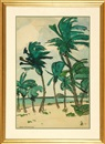 Jane Peterson, Vertical Palms