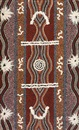 Clifford Possum Tjapaltjarri, Caterpillar Dreaming