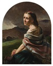 Robert Dowling, Portrait of a woman (London)