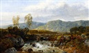 John Wright Oakes, Near Capel Curig