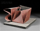 Anthony Caro, Paper Sculpture No. 22-Speckle