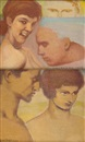 Emile Fabry, Visages (2 works)