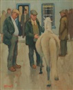 Norman Smyth, The White Mare