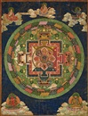 Anonymous-Bhutanese (19), Mandala of Chakrasamvara