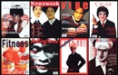Iké Udé, Various magazine covers series (8 works)