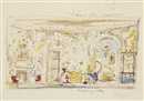 Cecil Beaton, Set design for The school for scandal