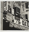 Robert Cottingham, Radio City Deli