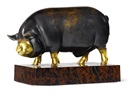 Herbert Haseltine, Bershire boar: Highfield royal pygmalion