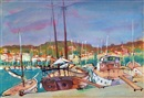 Louis Kahan, Cannes Harbour