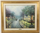 Thomas Kinkade, Home town memories I