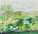 Grandma Moses, A May Morning