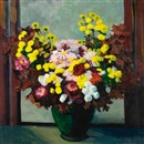 Jane Peterson, Autumn Bouquet