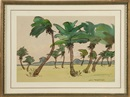 Jane Peterson, Coconut Palms
