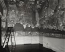 Abelardo Morell, Camera Obscura Image of Manhattan View Looking West in Empty Room