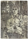 Grayson Perry, Untitled (Mother and Child)