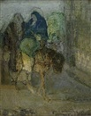 Henry Ossawa Tanner, Flight Into Egypt