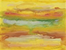 Beauford Delaney, Untitled (Rainbow Abstraction)