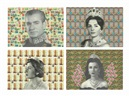 Afsoon, The Shah and his Three Queens (from the Fairytale Icons series) (in 4 parts)