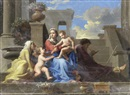 After Nicolas Poussin, The Madonna of the Steps