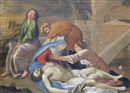 After Nicolas Poussin, The Entombment