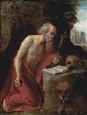 Circle Of Paul Bril, Saint Jerome in the Wilderness
