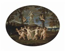 Studio Of Francesco Albani, The Dance of the Cupids