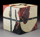 Tony Berlant, Untitled Box (found and fabricated)