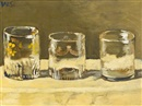 Walter Stuempfig, Three Glasses