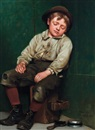 John George Brown, Shoeshine Boy