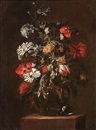 Attributed To Mario Nuzzi, Florero