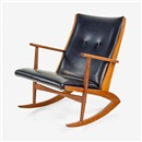 Georg Jensen (Co.), Kubus rocking chair